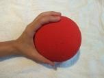 pelota intermedia